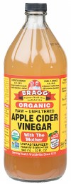 Apple Cider Vinegar Unpasteurised & Unfiltered 946ml