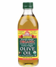 Olive Oil (Extra Virgin) Unrefined & Unfiltered 473ml
