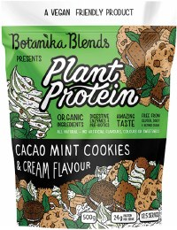 Plant Protein Cacao Mint Cookies & Cream 500gm