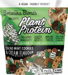 Plant Protein Cacao Mint Cookies & Cream Large 1kg