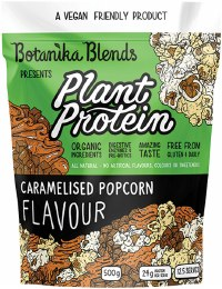 Plant Protein Caramelised Popcorn 500gm