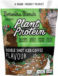 Plant Protein Double Shot Iced Coffee 500gm