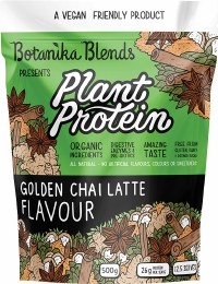 Plant Protein Golden Chai Latte 500gm