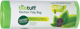 Kitchen Tidy Bag Small Bags - 8L (25 Bags)