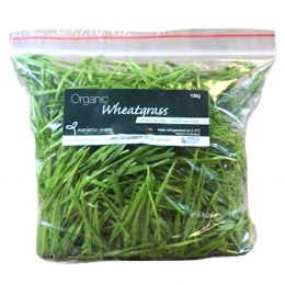 Sprouts Wheat Grass Cut 100gm Bag