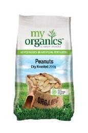 Peanuts Dry Roasted 250gm