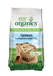 Cashews Roasted Salted 200gm