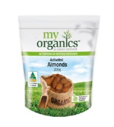 Almonds Activated 200gm