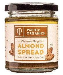 Nut Butter Almond 195gm