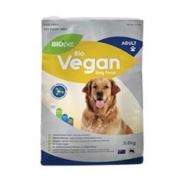 Biopet Dog Food Vegan 3.5kg