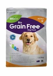 Biopet Dog Food Grain Free 13.5kg