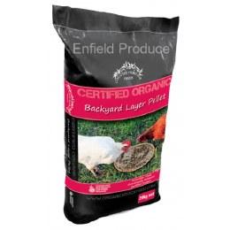 Chicken/Poultry Feed Backyard Pellets 20kg