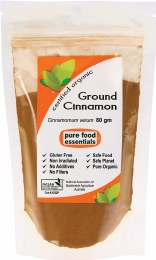 Cinnamon Ground 80gm