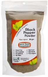 Black Pepper Ground 80gm