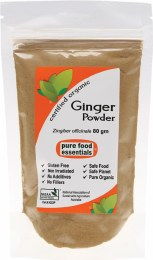 Ginger Ground 80gm