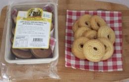 Cookies Shortbread Vanilla Bourbon 200gm