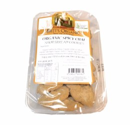 Cookies Shortbread Spicy Chai 200gm