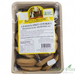 Cookies Shortbread Gluten Free Traditional 200gm