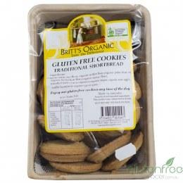 Cookies Shortbread Gluten Free Traditional 200gm
