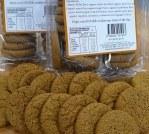 Cookies Gluten Free Ginger 200gm