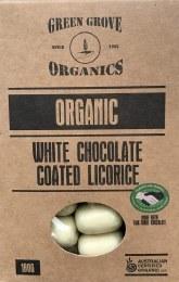 White Chocolate Licorice 180gm