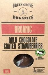 Milk Chocolate Strawberry 100gm