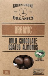 Milk Chocolate Almonds 180gm