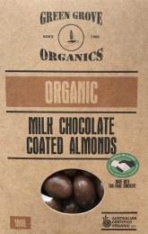 Milk Chocolate Almonds 180gm