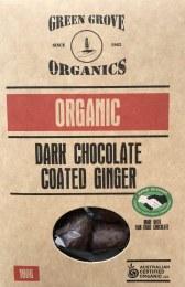 Dark Chocolate Ginger 180gm