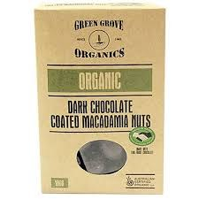 Dark Chocolate Macadamia 180gm