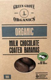 Milk Chocolate Banana 180gm