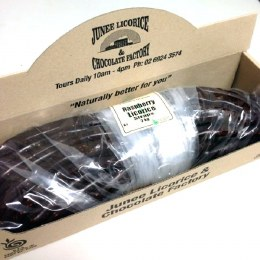 Licorice Raspberry Strap 2kg Bulk