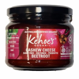 Fermented Dip Creamy Beetroot Cheese 250gm