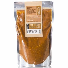Red Lentil Curry Soup 500mL