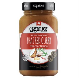 Sauce Thai Red Curry 500gm