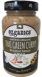 Sauce Thai Green Curry 500gm