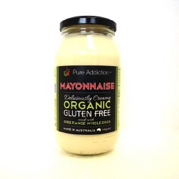 Mayonnaise Whole Egg 440gm