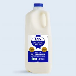 Milk Full Cream 2L