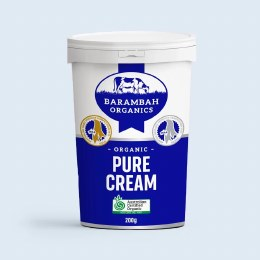 Pure Cream 200ml