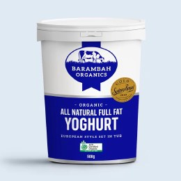 Yoghurt Natural 500gm