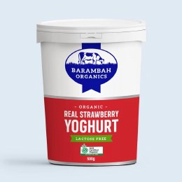 Yoghurt Strawberry 500gm