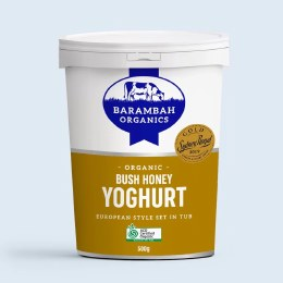 Yoghurt Bush Honey 500gm