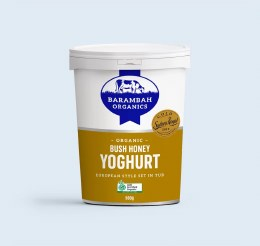 Yoghurt Bush Honey 200gm Small Size