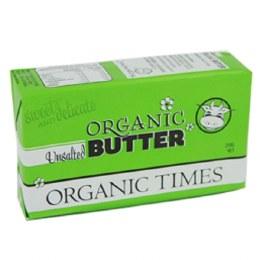 Butter Unsalted NZ 250gm