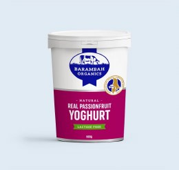Yoghurt Passionfruit 200gm Small Size
