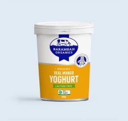Yoghurt Mango 200gm Small Size