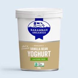 Yoghurt Vanilla Bean 500gm