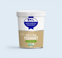 Yoghurt Vanilla Bean 200gm Small Size