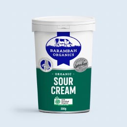 Sour Cream 200ml