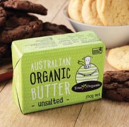 Butter Unsalted Aus 250gm